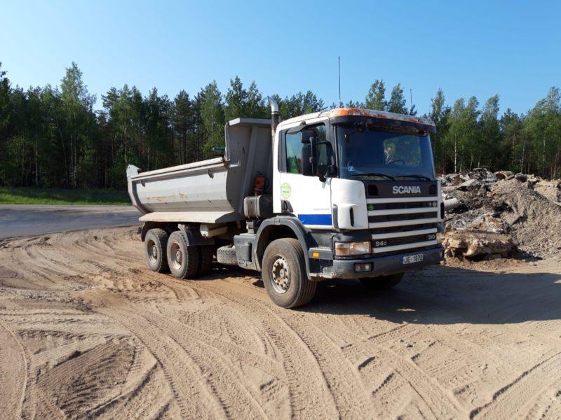 Scania RIas